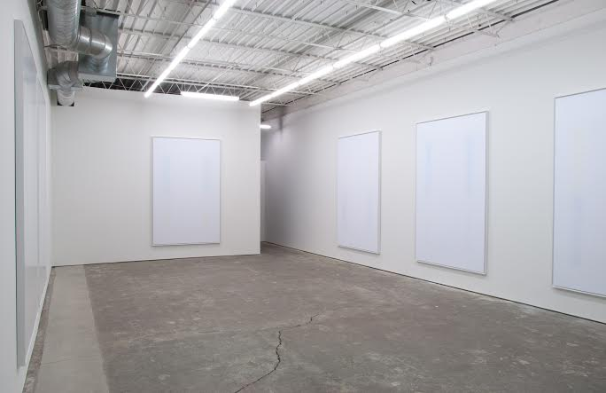 Scott Nedrelow, Afterlight. Installation view courtesy of the gallery.