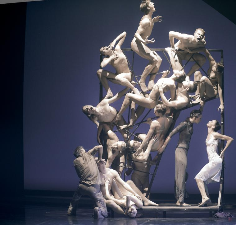 Eifman Ballet, Rodin. Photo: Nikolay Krusser