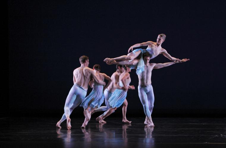Paul Taylor Dance Company. Photo: Paul B. Goode
