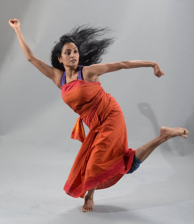 Ananya Dance Theatre. Photo: V. Paul Virtucio