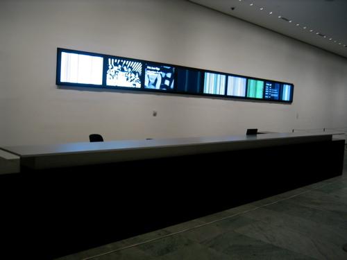MoMA Front Desk
