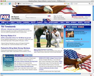 Fox News with AddArt