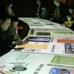 WWI digital tables