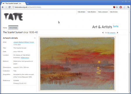Tate Collection Online