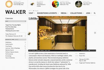 walkerart.org/calendar/2012/lifelike + 1 bee