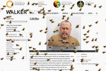 walkerart.org/calendar/2012/lifelike + many bees