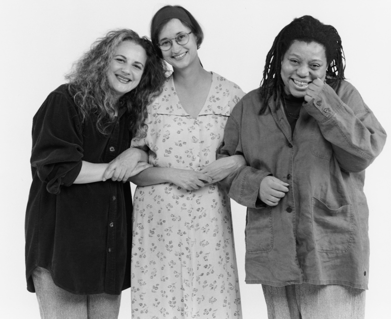 Three Women at the Fore: Carolyn Goelzer, Mary Ellen Childs, Laurie Carlos, Out There 10 (1998)