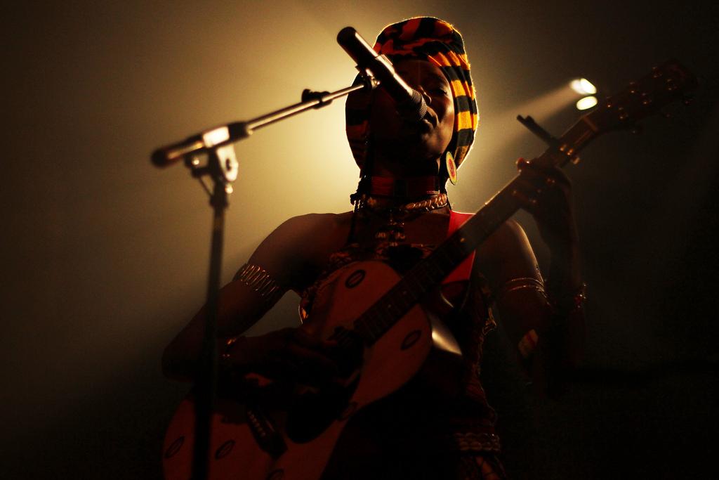 Photo of Fatoumata Diawara