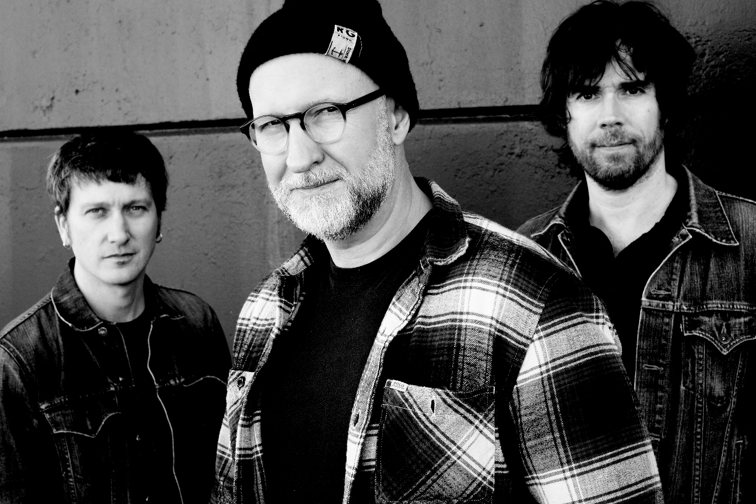 Bob Mould Band. Photo: Peter Ellenby