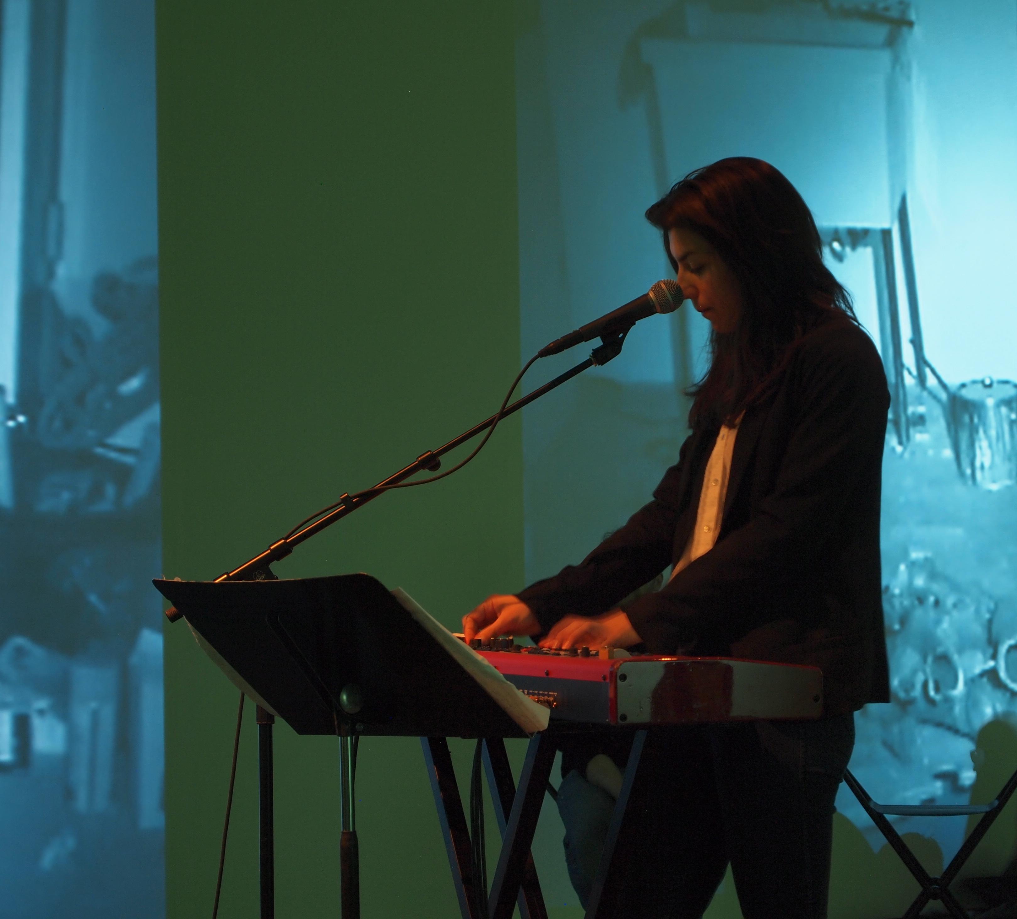 Julia Holter, Photo: Sean Donovan