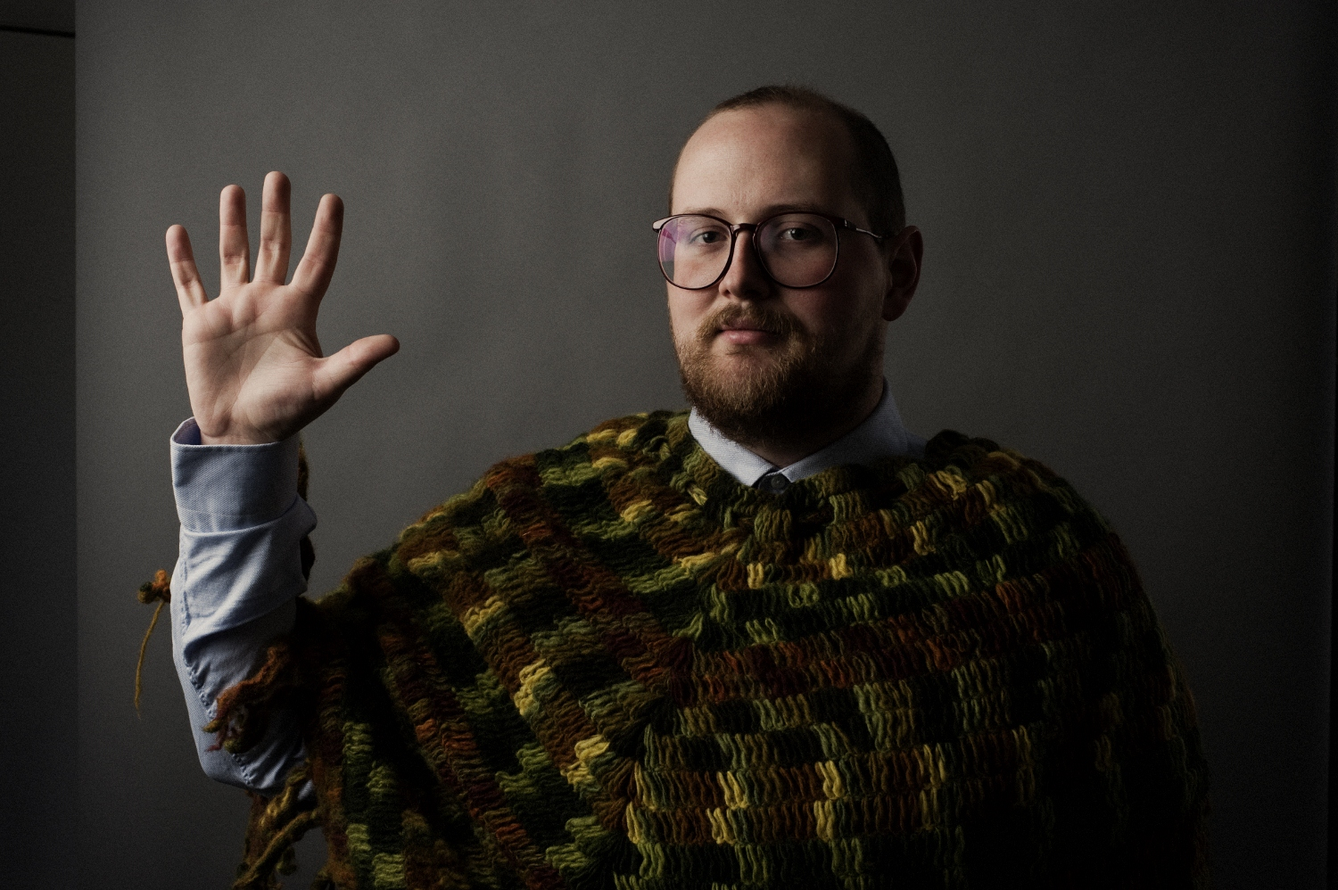Dan Deacon. Photo: Shawn Brackbill