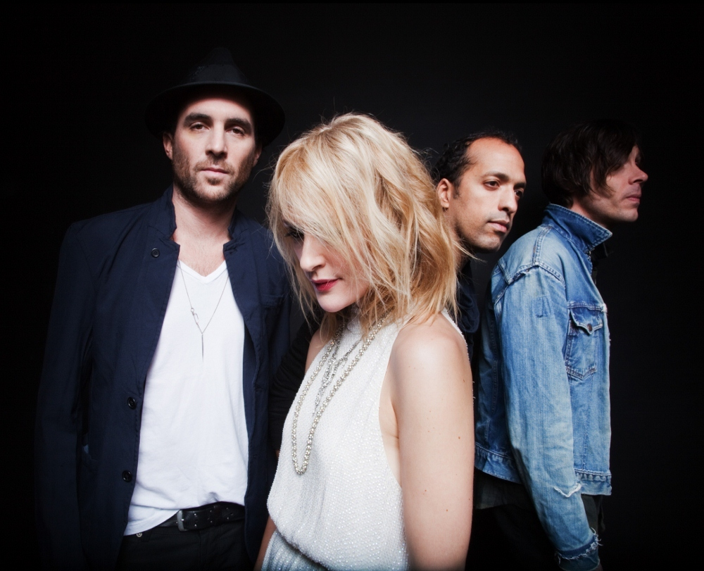 Metric. Photo: Justin Broadbent