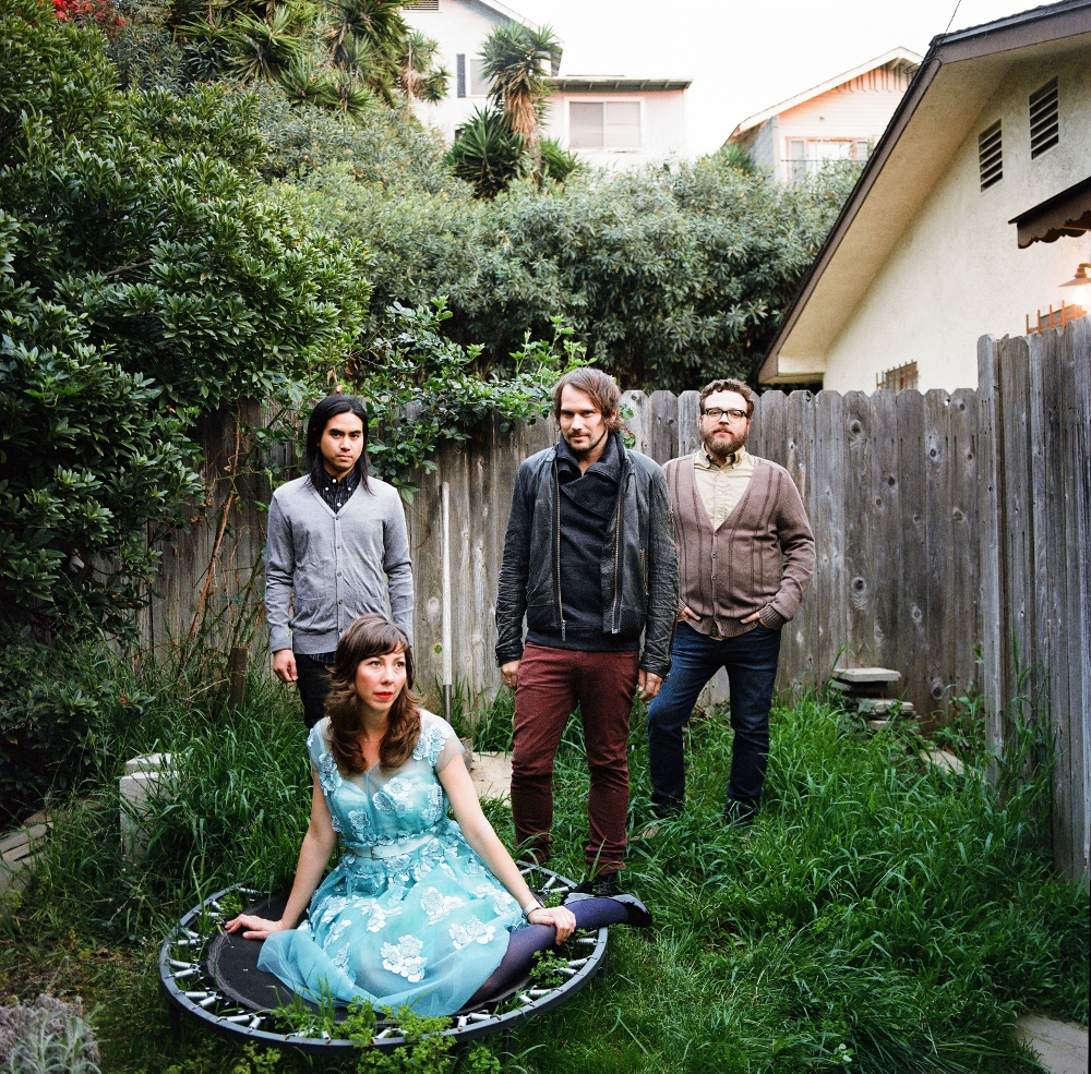 Silversun Pickups. Photo: Autumn Dewilde