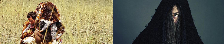 (left) The BodyCartography Project. (right) luciana achugar. Photos: Gene Pittman