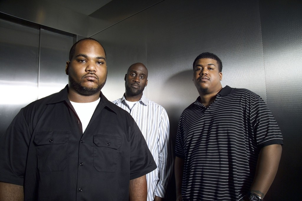 De La Soul. Photo: Courtesy the artists