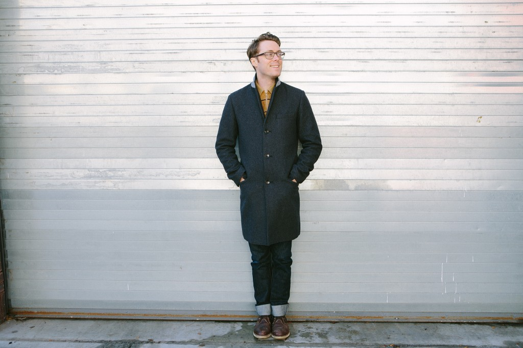 Jeremy Messersmith. Photo: Kyle Dean Reinford