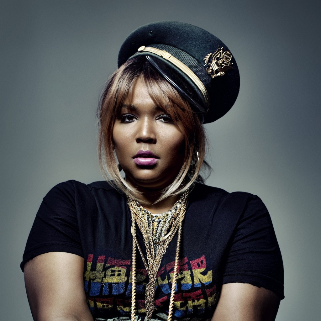 Lizzo photographed in Minneapolis on February 8th 2014