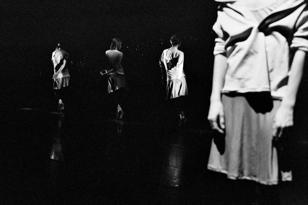 Rosas danst Rosas, 2009. Photo by Herman Sorgeloos.