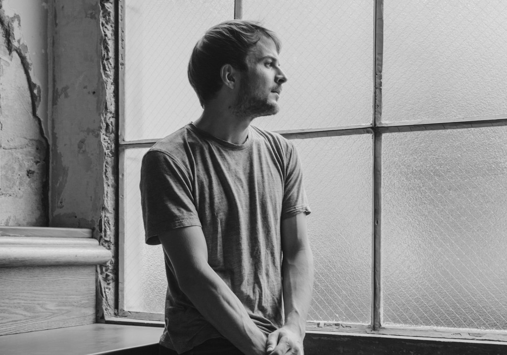 Nils Frahm. Photo courtesy the artist