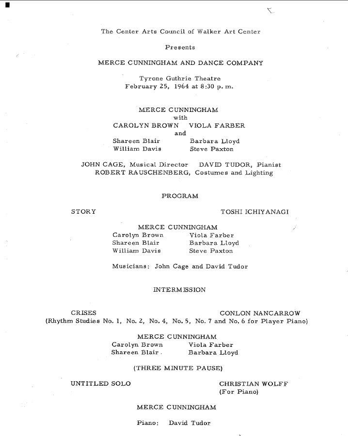 MCDC1964Program
