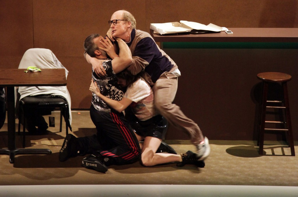 The Evening by Richard Maxwell / New York City Players. Photo: Sascha van Riel