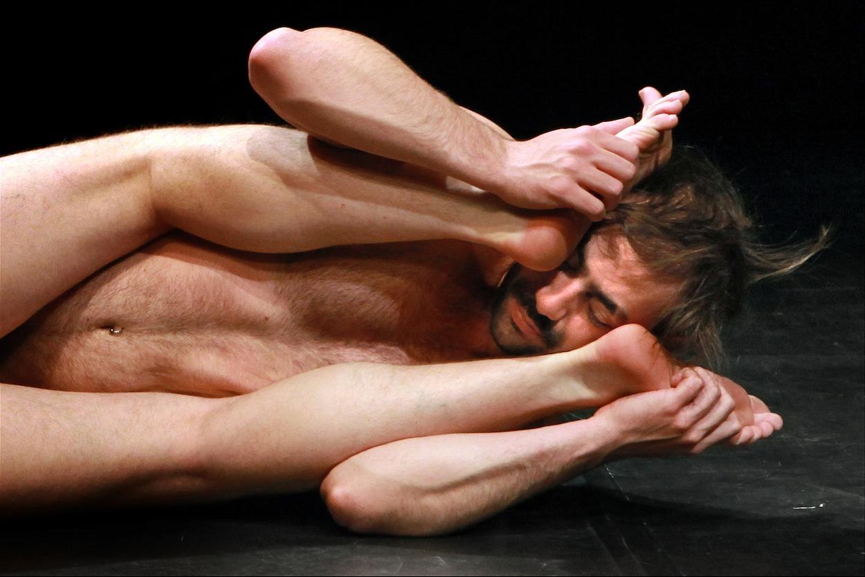 Pieter Ampe and Guilherme Garrido. Photo: Phile Deprez
