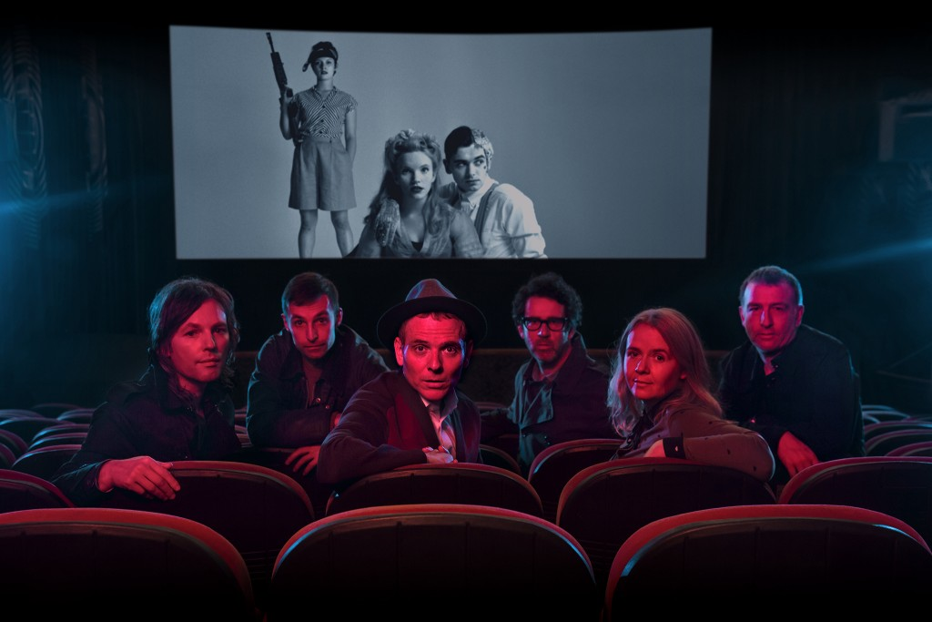 Belle and Sebastian. Photo: Soren Solkar