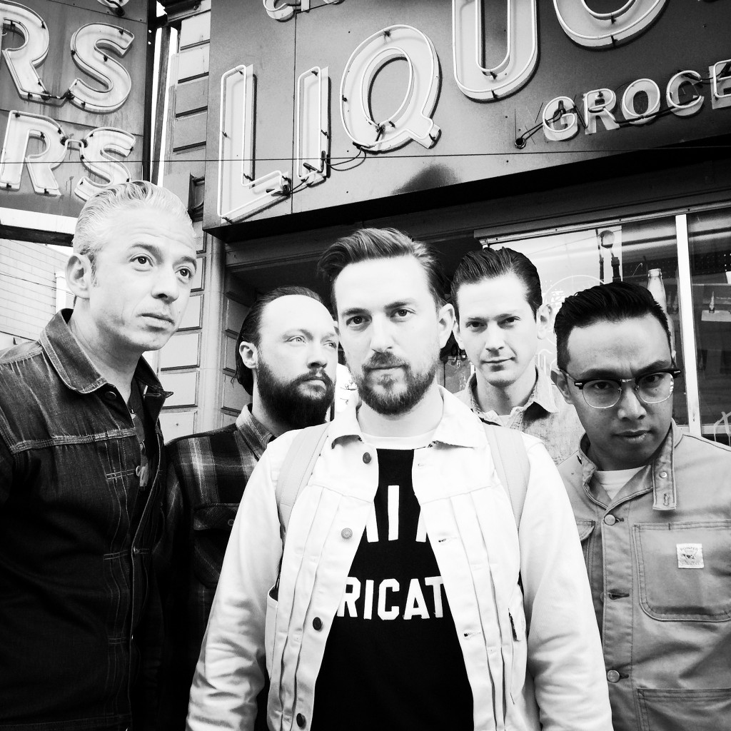 JD McPherson. Photo: Courtesy the Artists