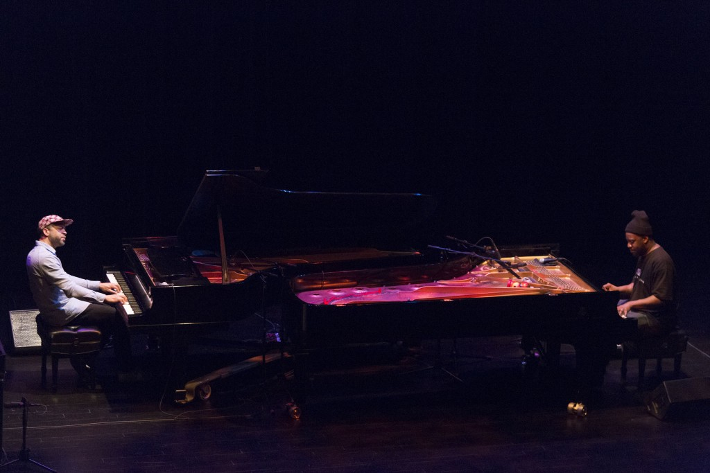 Jason Moran and Robert Glasper at the Walker Art Center, McGuire