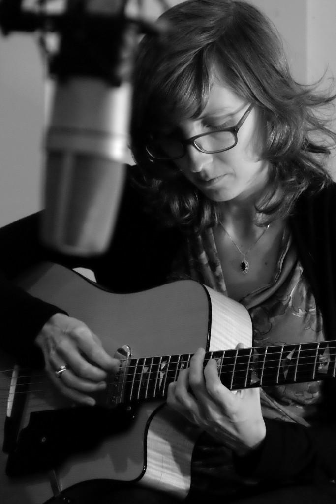 Mary Halvorson. Photo: Brian Cohen