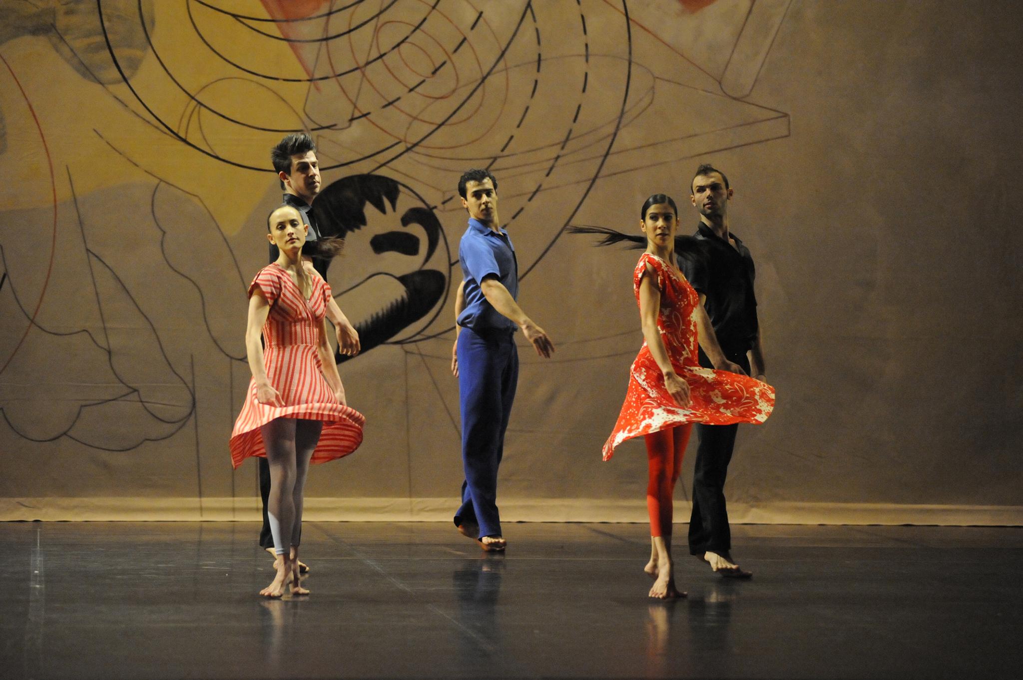 CCN-Ballet de Lorraine/Fabrications by Bernard Prudhomme