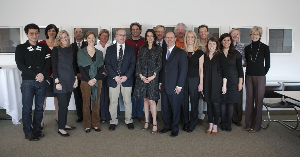 Collectors' Council members met in April to vote on their 2009 selection.