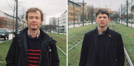 Richard Youngs and Luke Fowler