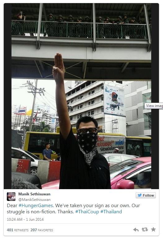 Bangkok Strike