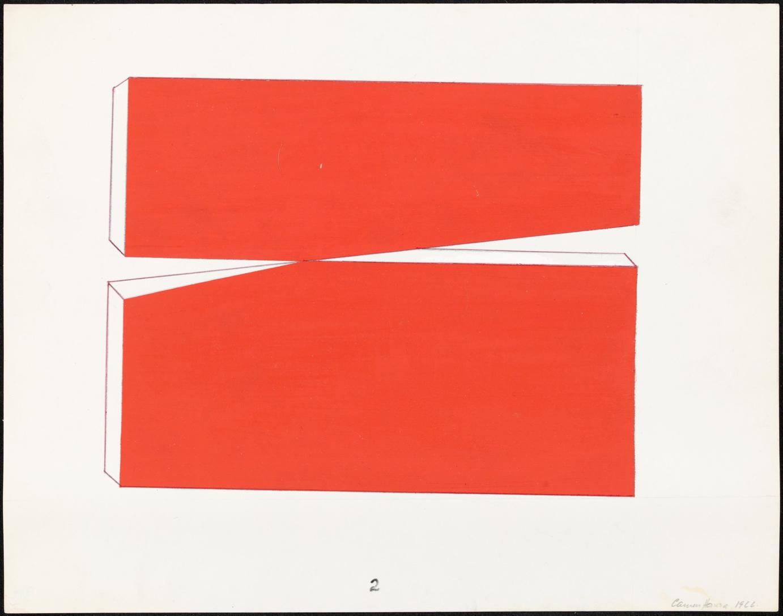 Carmen Herrera, Untitled, 1966