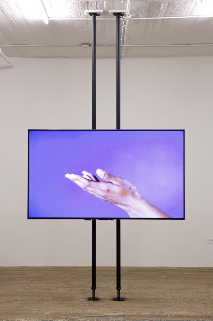 Martine Syms, Notes on Gesture (Still), 2015