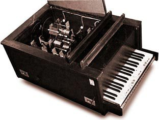 Vladamir Baranov-Rossiné, Optophic Piano, c. 1916