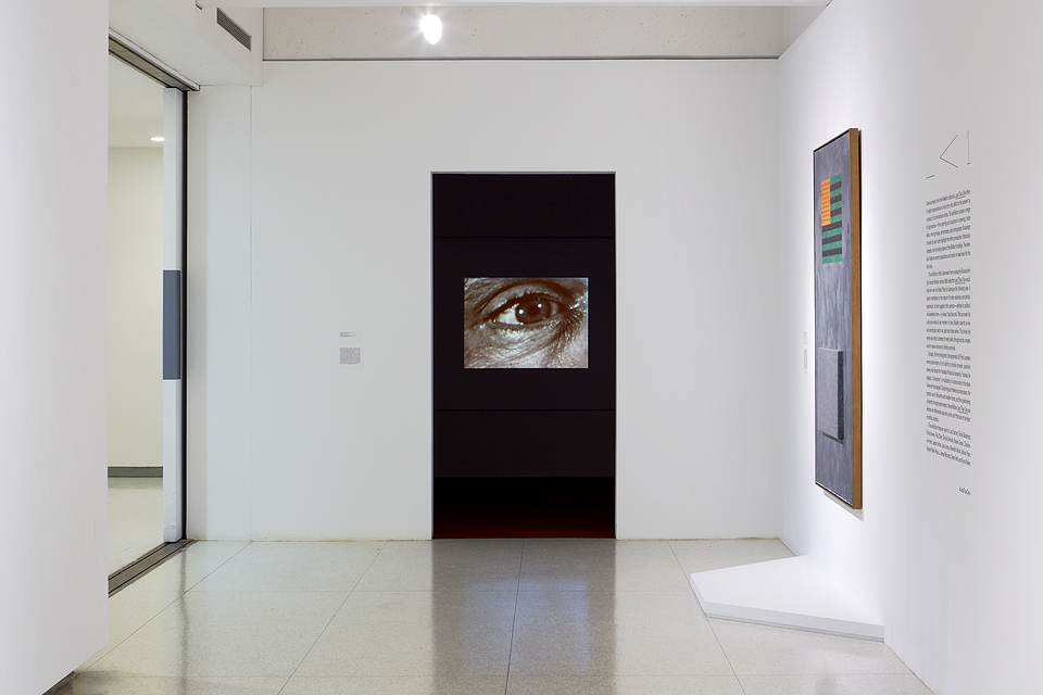 Installation view of Less Than One