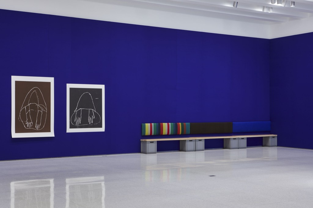 ex2015ab_ins Visual Arts, Exhibitions, installation views. Andrea Büttner, November 21, 2015 – April 10, 2016, Burnet Gallery. The Walker presents the first US solo exhibition of the work of German artist Andrea Büttner (b. 1972), including a newly commissioned installation. Büttner's work often creates connections between art history and social or ethical issues, with a particular interest in notions of poverty, shame, value, and vulnerability, exploring and challenging the belief systems that underpin them. Curator: Fionn Meade