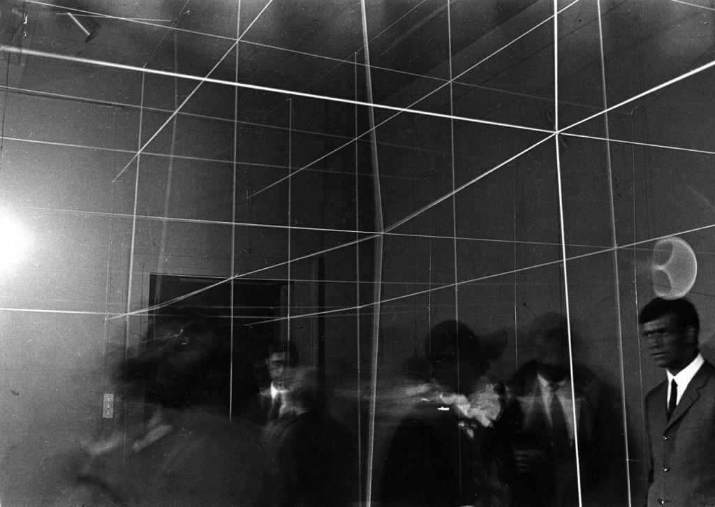 Gianni Colombo's 'Spazio Elastico' (1967-68), Archivio Gianni Colombo, Milan