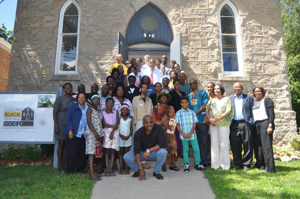 People of Good Will – 2014 - 2015. Heritage Hall, Guelph, Ontario, Canada