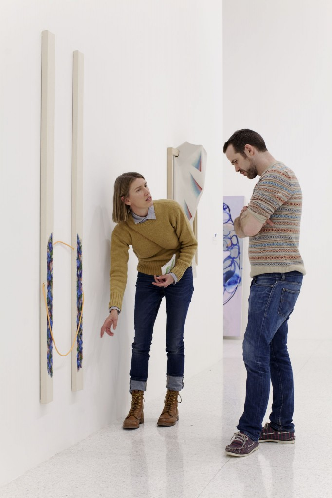 Dianna Molzan and Bartholomew Ryan with Untitled (2013)
