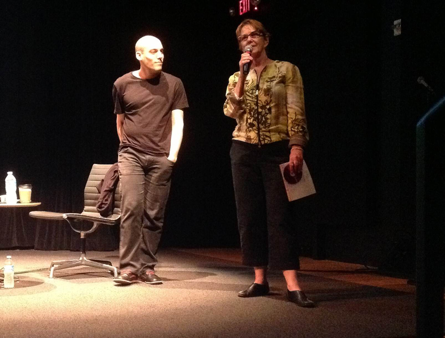 Filmmaker Joshua Oppenheimer, introduced by Sheryl Mousley (Senior Curator, Film/Video)