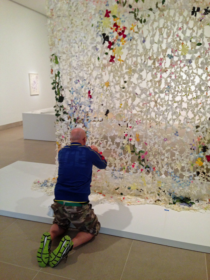 Hodges installing